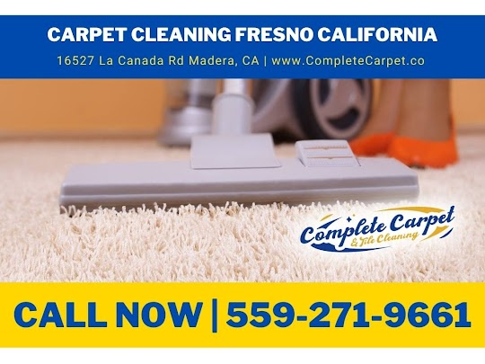 Carpet Cleaning Services in Madera, Fresno City, Clovis