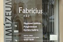Fabricius Ház, Sopron, Hungary