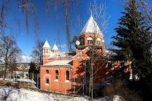 Kostel Svateho Vincence z Pauly, Liberec, Czech Republic
