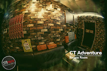 CT Adventure Escape Room, Sydney, Australia