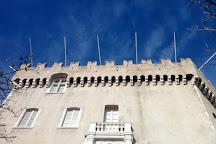 Chateau Grimaldi Musee d'Art Moderne Mediterraneen, Cagnes-sur-Mer, France