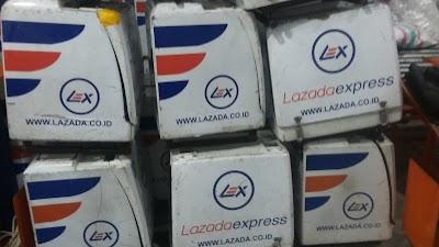 LAZADA EXPRESS, Riau