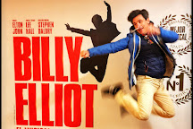 Billy Elliot, Madrid, Spain