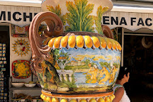 Ceramiche Cosmolena di Margherita di Palma, Ravello, Italy