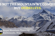 Royal Mountain Trekking Nepal Pvt. Ltd., Kathmandu, Nepal