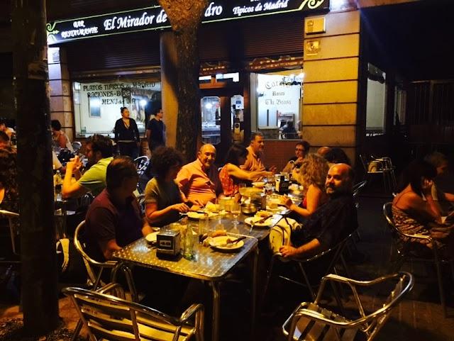Restaurante Mirador de San Isidro
