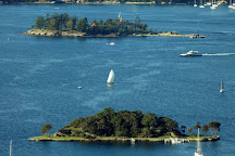 Clark Island, Sydney, Australia