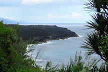 Quai de Sel - Ancien Port, Saint-Philippe, Reunion Island