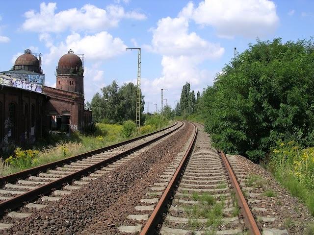 Altes Bahnbetriebswerk Leipzig Wahren