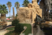 Mini-Golf Paradise, Argeles-sur-Mer, France