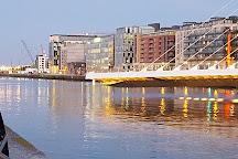Samuel Beckett Bridge, Dublin, Ireland