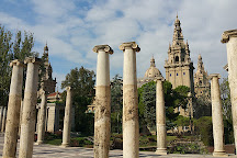 Jardin Botanico de Barcelona, Barcelona, Spain