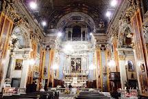 Eglise Saint-Jacques-le-Majeur, Nice, France