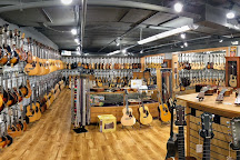 Gruhn Guitars, Nashville, United States