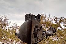 Monument to Orange, Odessa, Ukraine