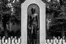 Woodlawn Cemetery of Elmira, Elmira, United States