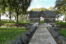 Le Trou Aid Post Cemetery, Fleurbaix, France