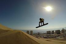 Sandboard Iquique, Iquique, Chile