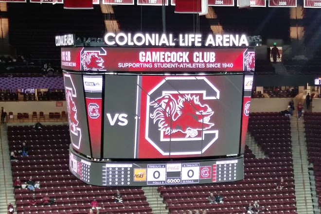 Visit Colonial Life Arena On Your Trip