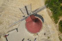 Moulin de Daudet, Fontvieille, France