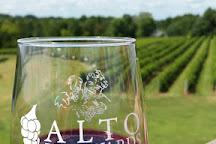 Alto Vineyards, Alto Pass, United States
