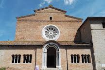 Abbazia Cistercense Santa Maria di Chiaravalle di Fiastra, Urbisaglia, Italy