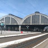 Железнодорожная станция  Lvov