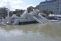 La Fontana Nave di Cascella, Pescara, Italy