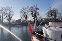 Port Canal - Capitainerie, Montauban, France
