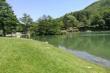 Lago di Acquapartita, Bagno di Romagna, Italy