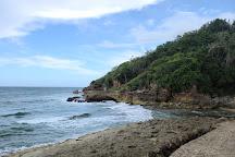 Puerto Hermina Beach, Quebradillas, Puerto Rico