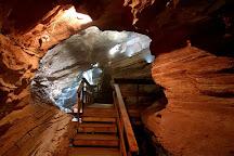 Gronligrotta Cave, Rana Municipality, Norway