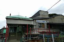 Tsukiyono Vidro Park, Minakami-machi, Japan