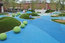 LeBauer Park, Greensboro, United States