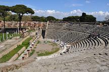 Parco Archeologico di Ostia Antica, Ostia Antica, Italy
