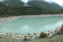 Blue Lakes and Tasman Glacier walks, Aoraki Mount Cook National Park (Te Wahipounamu), New Zealand