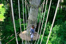 Ecopark Adventures, Taule, France