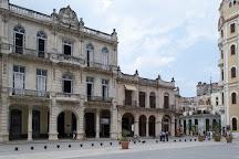 Old Square (Plaza Vieja), Havana, Cuba