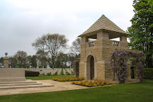 Beny-sur-Mer Canadian War Cemetery, Reviers, France