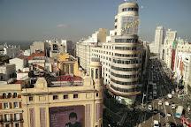 Corte Ingles, Madrid, Spain