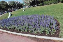 Jardins de Gandhi, Barcelona, Spain