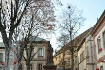 Square Pfeffel, Colmar, France