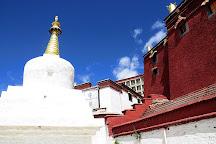 Ganden Monastery, Lhasa, China