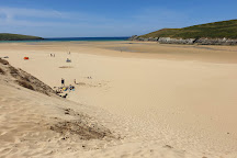 Crantock Beach, Crantock, United Kingdom