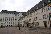 Cite Judiciaire, Luxembourg City, Luxembourg