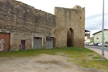 Muralla, Santo Domingo de la Calzada, Spain
