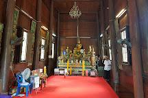 Wat Waenchan, Samut Songkhram, Thailand