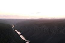 Alta Canyon, Alta, Norway