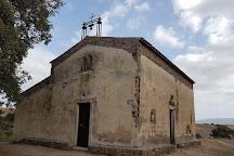 Altare Rupestre di Santo Stefano, Oschiri, Italy