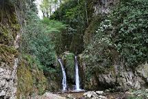Cascata Sa Stiddiosa, Gadoni, Italy